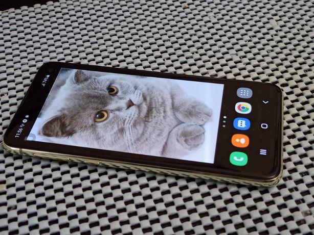 Недорого флагман Samsung Galaxy S10e Duos желтый 6/128 ГБ Android 11