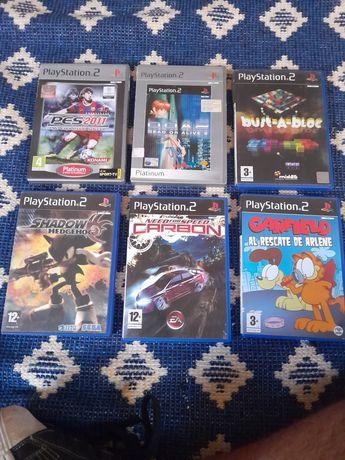 Jogos antigos da playstation 2