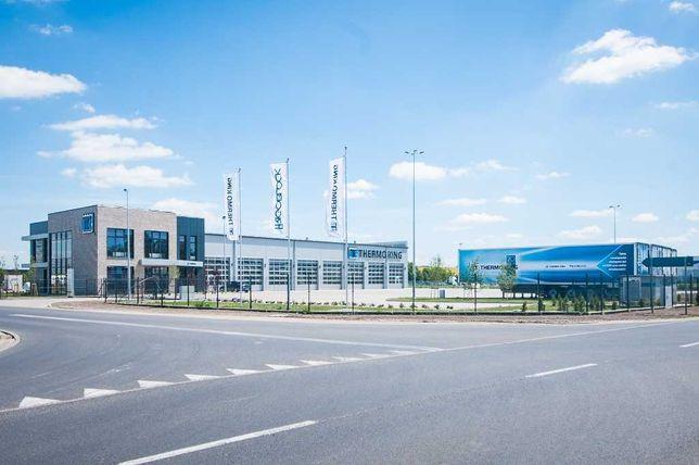 Operator myjni w Centrum Serwisowym Poznań TT - Thermo King