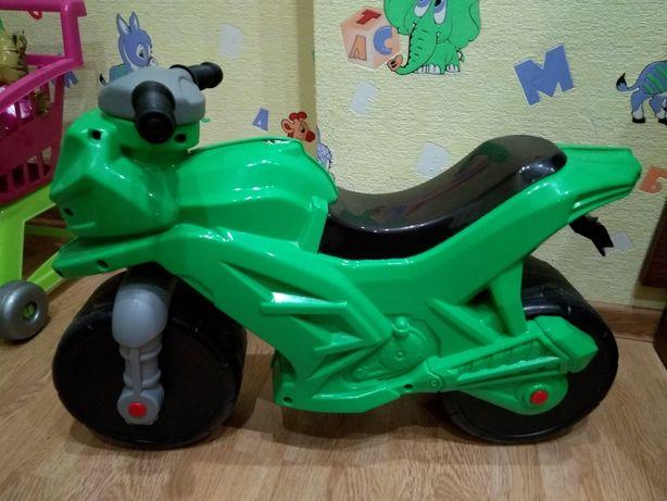 Толокар мотоцикл Орион