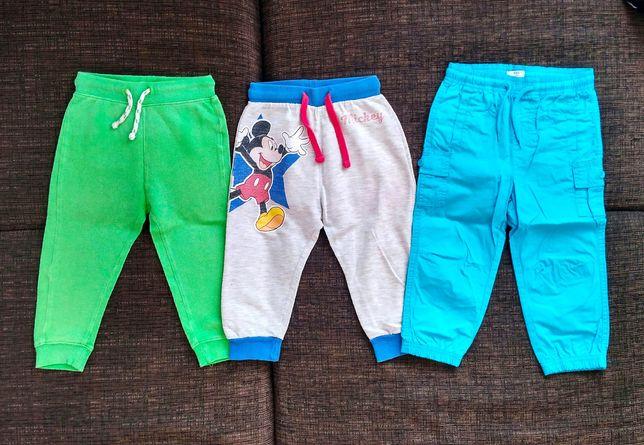 Spodnie chłopięce - wysyłka 5 zł