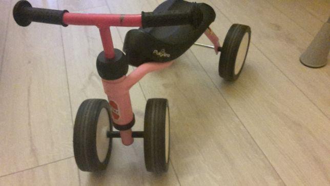 PUKYLINO, pierwszy rowerek - jeździk