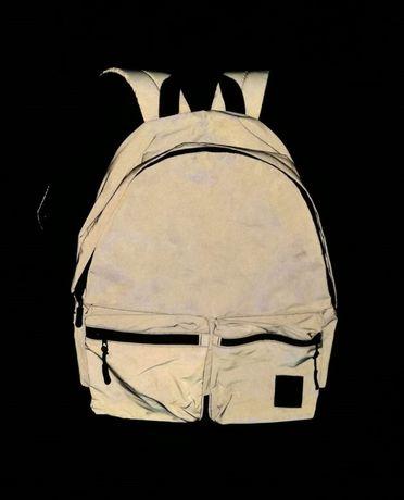 Nowy odblaskowy plecak H&M świecący w ciemności szkolny na rower