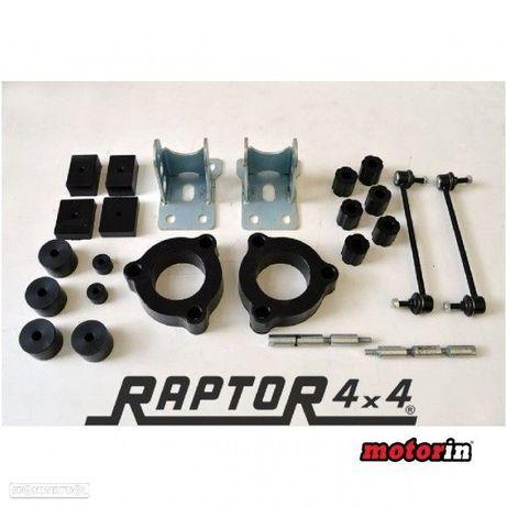 "Kit de Suspensão ""+ 4cm"" Raptor 4×4 Jeep Renegade"