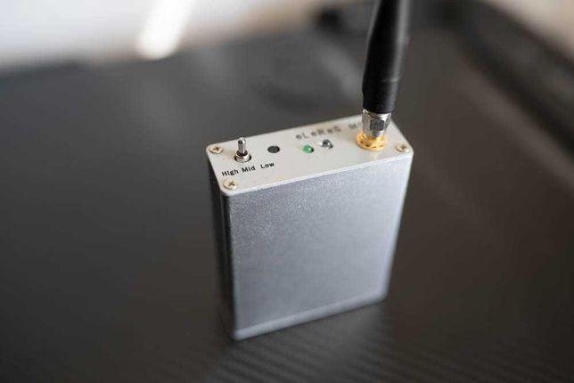 Nadajnik eLeReS MOD 433mhz 500mW Dron RC + antena Zorba + programator