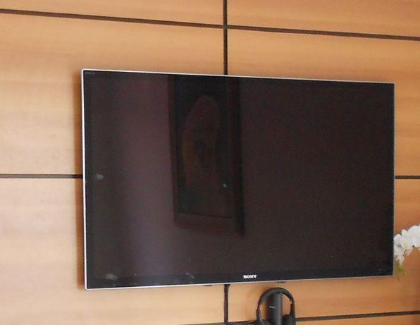 """TV SONY 55"""" 3D - para reparação ou aproveitamente de componentes"""