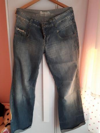 Spodnie jeansowa damskie Bench