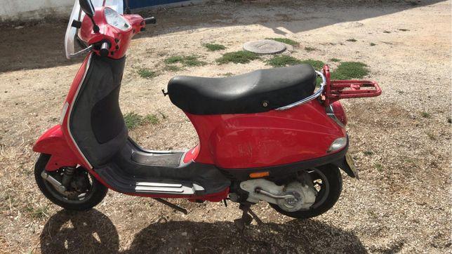 Vendo VESPA LX 50cc
