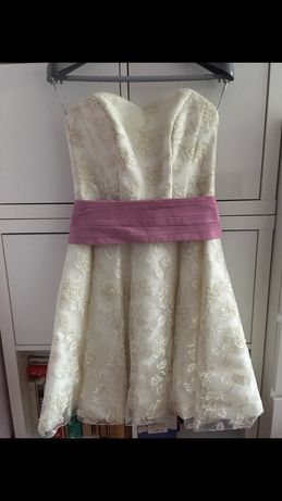 Sukienka ślubna od Margarett