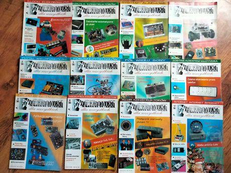 Czasopismo Elektronika dla wszystkich 1996r
