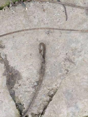 Трос металлический стальной,канат