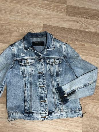Джинсовка, джинсовая куртка Sinsay