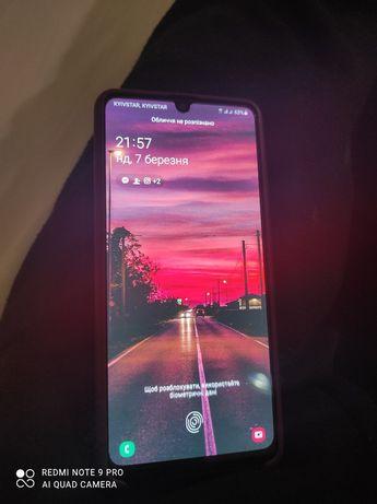 Samsung A31 стан новий