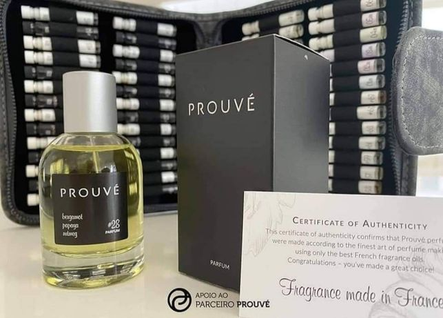 Perfumes de qualidade extra Prouvé