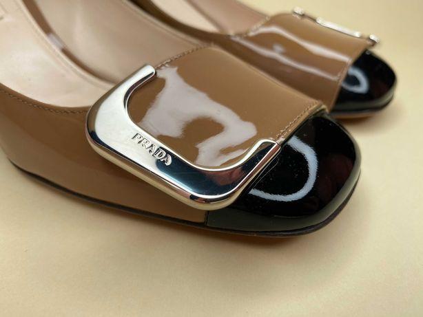 Туфли женские Prada. Оригинал.