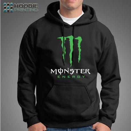 ZESTAW Bluza i koszulka t-shirt Monster Energy OKAZJA
