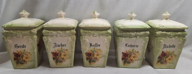 Pojemniki kuchenne Fina Dora Alemania Germany