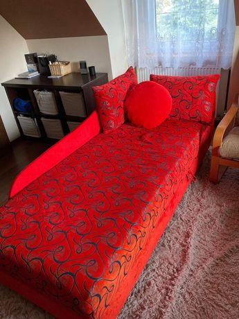 Sofa, łóżko jednoosobowe