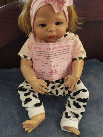 Кукла ребёрн. В идеальнейшом состоянии.