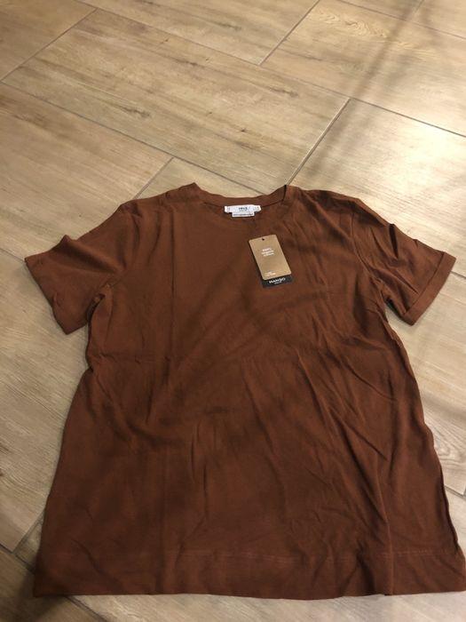 Tshirt koszulka basic Mango Bydgoszcz - image 1