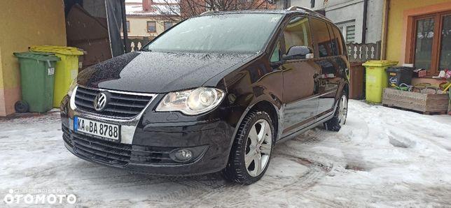 Volkswagen Touran 2,0 Tdi Navi Climatronik 4el Szyby Tempomat
