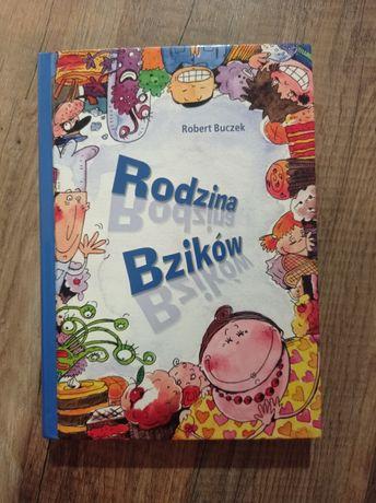 """Książka ,,Rodzina Bzików"""""""
