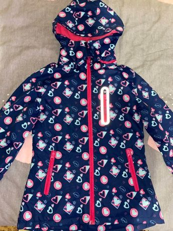 Стильная детская куртка
