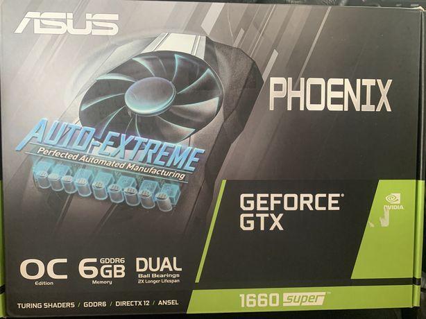 Placa Gráfica geforce gtx1660 super