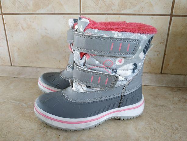 Śniegowce , buty zimowe 25