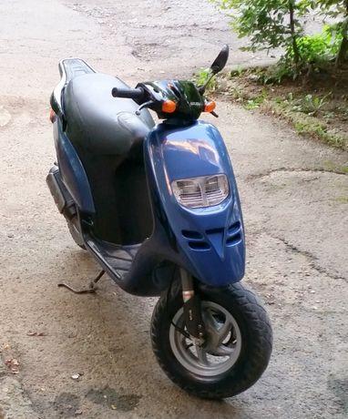 продам или обмен на мотоцикл скутер у відмінному станів Piaggio gilera
