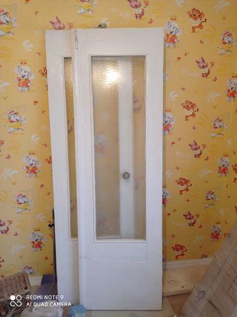 Дверь двойная межкомнатная.