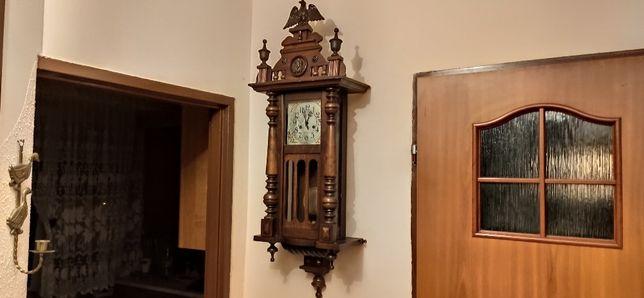 Kienzle, duży stylowy zegar wiszący
