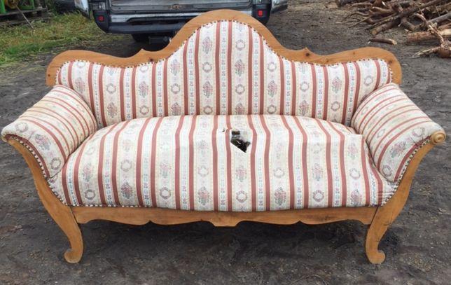 Sprzedam używaną sofę - uszkodzona do naprawy