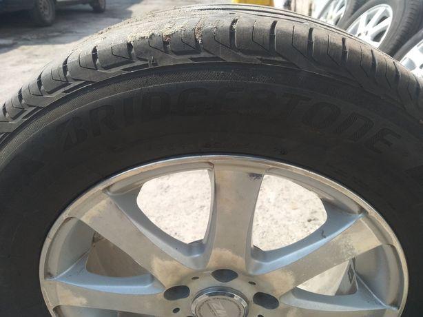 Шины Bridgestone Turanza 195/65 R15 летние шини с дисками