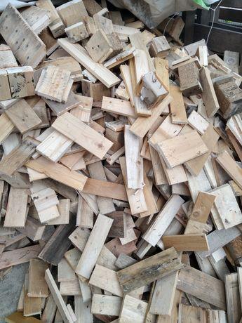 Drewno opałowe z palet