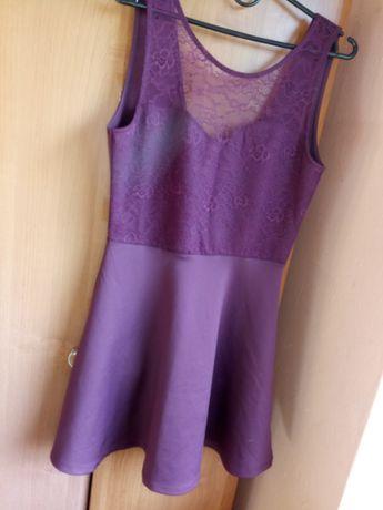 Sukienka elegancka H&M