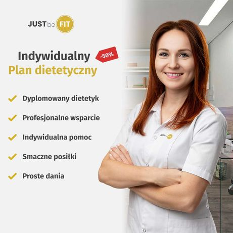 DIETA - dietetyk - hashimoto - cukrzyca - ibs - PROMOCJA 50%