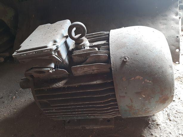 Мотор електричний 12 кв