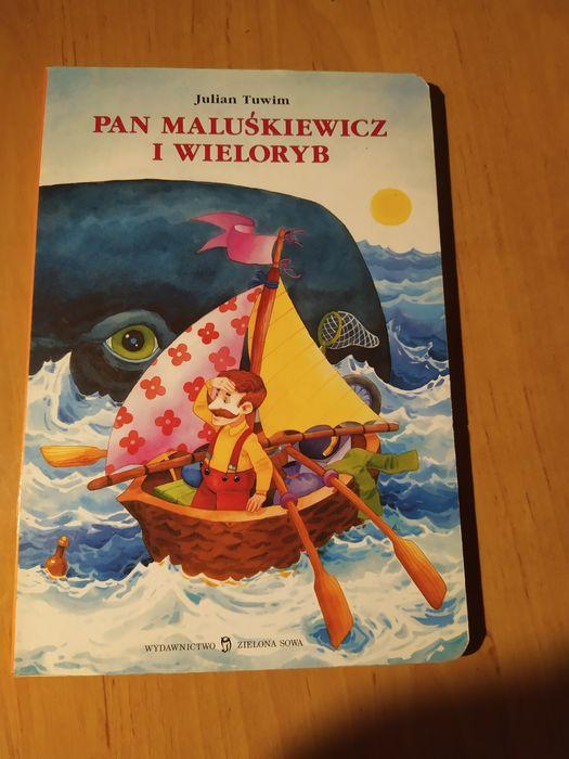 Pan Maluśkiewicz i wieloryb Poznań - image 1