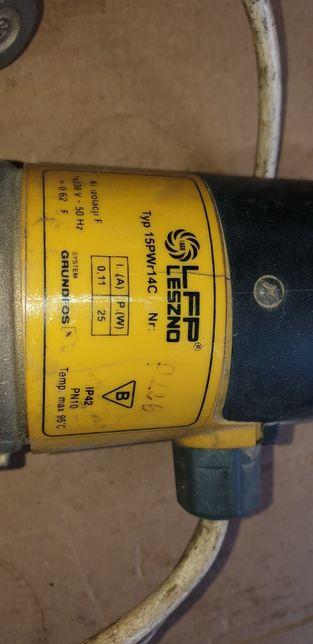 Pompa ciepłej wody