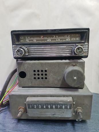 Stare radia samochodowe