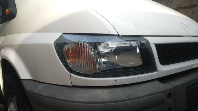 Ford transit 00-06 lampa l+p eu 1szt