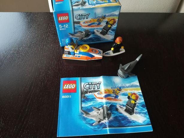 Lego City 60011