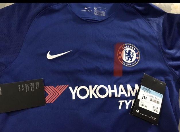 Футбольная форма Nike мальчик Chelsea футбол спорт