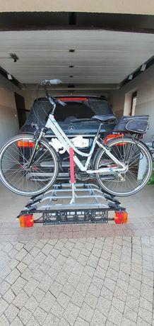 Bagażnik samochodowy na 4 rowery