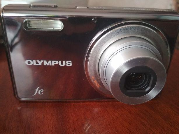 Продам фотоаппарат OLYMPUS FE-4000 + 8Gb