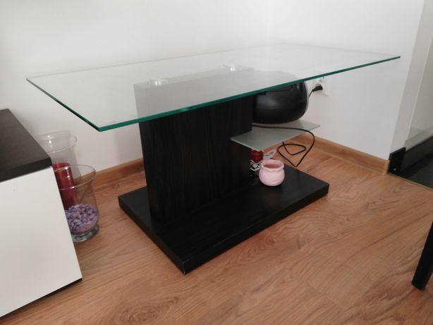 Stolik kawowy szkło
