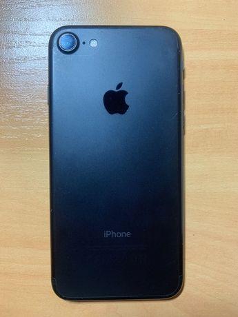 iPhone 7, czarny