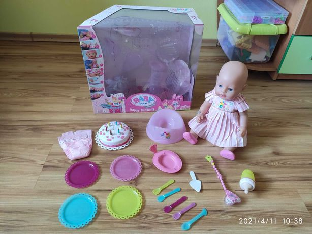 Кукла Baby Born День Рожденье