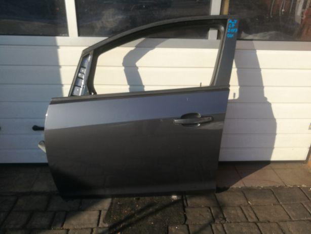 Drzwi Lewy Przòd Opel Astra J Kod Lakieru Z177
